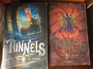 Tunnels books