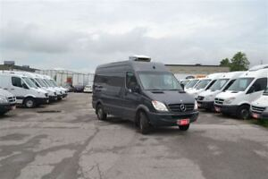 2013 Mercedes-Benz Sprinter reefer high roof