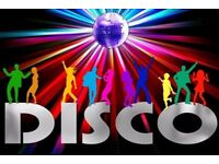 DISCO EQUIPMENT WANTED