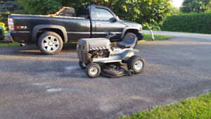 Canadiana 12/38 lawn tractor