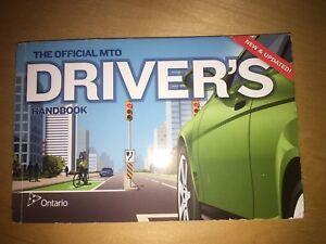 Drivers book Ontario