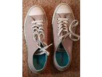 Converse trainers. Size 6.5