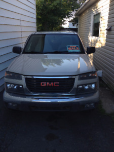 2004 GMC Canyon 4 door Automatic.