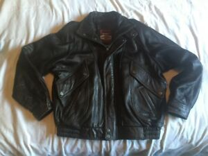 Men,s Leather Jacket - Size L48 from Reed Sportswear