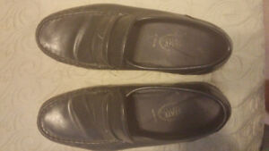 Men's Size 10 Dress Loafer Shoes