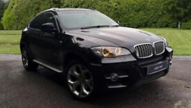 2011 BMW X6 xDrive 40d Step Auto w. 20inch Automatic Diesel Estate