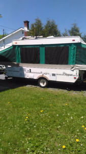 Hard Top Trailer For Rent