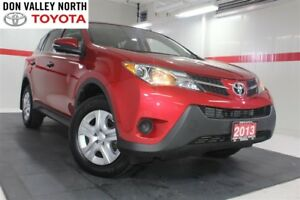 2013 Toyota RAV4 LE Btooth BU Camera Pwr Wndws Mirrs Locks