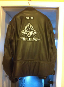 VTX Leather Jacket