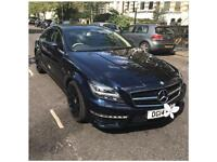 Mercedess cls63 car rent for chauffeur drive