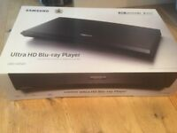 SAMSUNG Smart 4k Ultra HD 3D Blu-ray Player