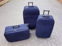 Set of 3 Suitcases Travel case