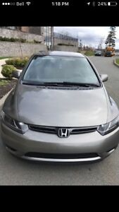 2008 Civic Lx coupe
