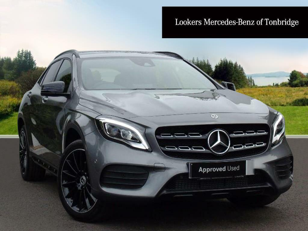 mercedes benz gla class gla 220 d 4matic amg line premium. Black Bedroom Furniture Sets. Home Design Ideas