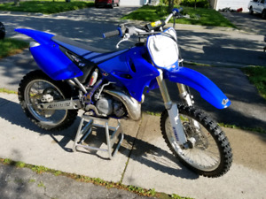 Yamaha yz250 two stroke