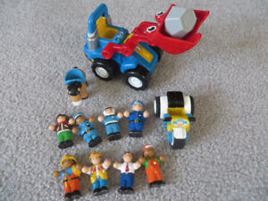 WOW Toys for Preschool Age Lot