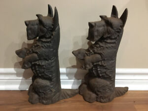 Cast Iron Doorstops