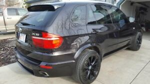 2008 BMW X5 M-package