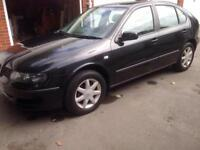 Seat Leon S 16v 1 Owner from New, Service History low mileage @ 49k Long MoT