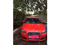 Audi A3 2.0 TDI Sline
