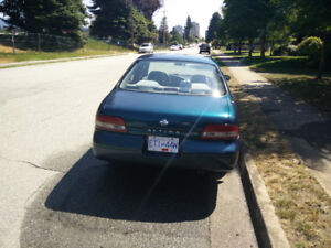 1995 Nissan Altima GXE Other