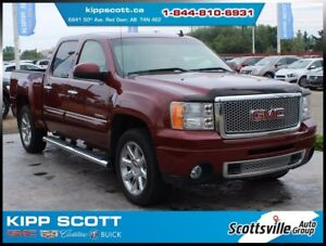 2013 GMC Sierra Denali, 6.2L V8, Leather, Sunroof, Clean