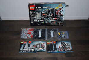Lego Technic. - many desirable sets, ready for hours of building