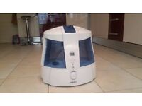 Homedics air humidifier
