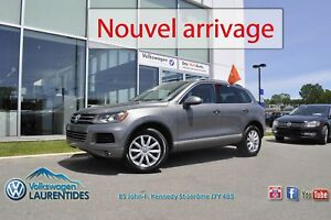 2014 Volkswagen Touareg Comfortline *CAMERA DE RECULE*BLUETOOTH*