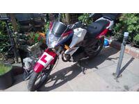 MOTORBIKE 125 SINNIS
