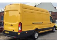 3.5T Van Driver, Self employed Required LWB/Luton Vans