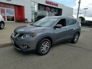 2014 Nissan Rogue SL 4dr All-wheel Drive