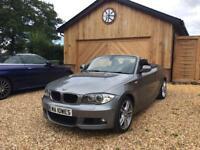 BMW 120d M Sport Convertible (Auto)