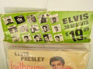Elvis records15 brand new