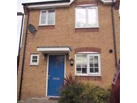 2 bed council house in beler new build