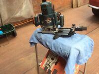 Bosch 1700 watt plunge router