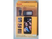 Kodak 21 LED Flash Selfies Smartphone Compatible _NEW