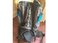 65 litre rucksack