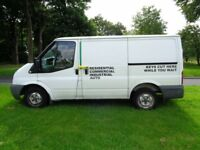 Locksmiths Van £8,999 includes all stock. Any sensible offer considered