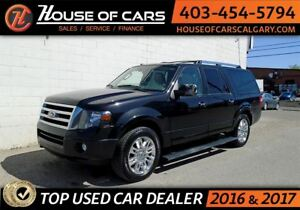 2011 Ford Expedition Max Limited Loaded 7 Pass