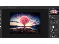 PHOTOSHOP CC 2017 PC/MAC (PERMANENT VERSION)