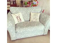 Gorgeous snuggle chair /sofa