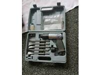 Power craft Air chisel kit