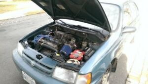 4AGE Swapped 93 Tercel Project with 20v Turbo 4AGE