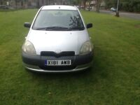 Toyota Yaris Breakig Most Parts Available