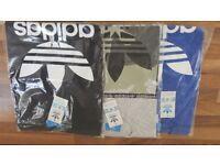 Mens T-shirt Adidas Armani