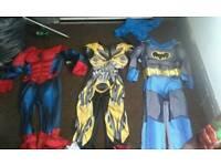 Avengers, turtles ana and halloween dress