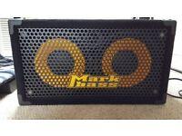Markbass Traveler 102P 400W 2x10 Bass Cab, 4 Ohm