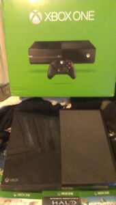 Xbox one+games and more for sale *REDUCED*