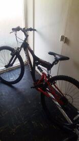 Brand new bike very good condition